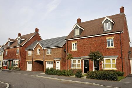 Newly Built UK Homes