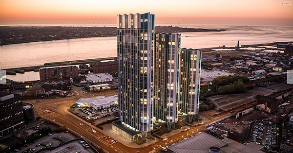 North West Construction - Infinity Liverpool