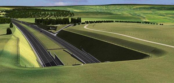 Civil engineering construction orders