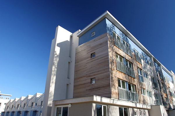 social housing construction funding