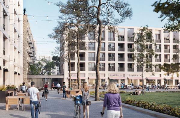 Housebuilding boosts West Midlands