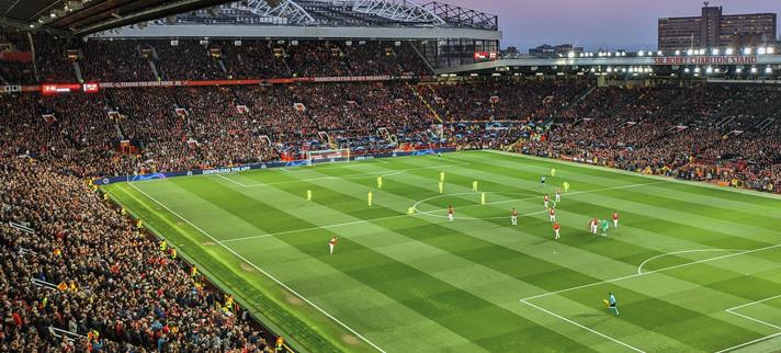 football stadium development