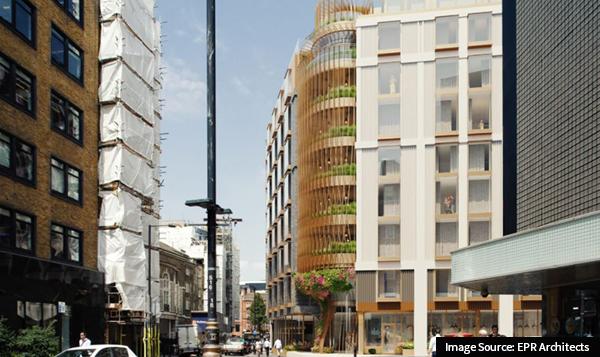 Marylebone Lane Hotel - hotel and leisure construction
