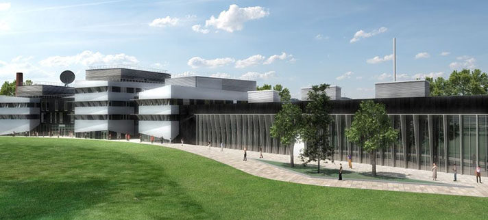 university construction projects