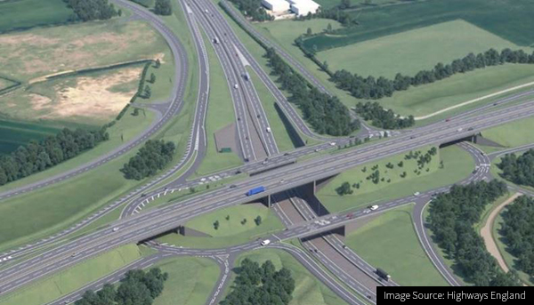Image of Black Cat Roundabout contract awarded to Skanska