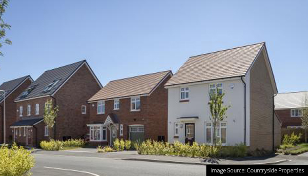 Image of Countryside Properties' Pullman Green development