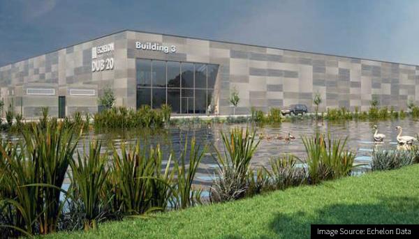 Image of Echelon Data DUB20 data centre, Dublin