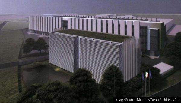 Image of Damastown Data Centre
