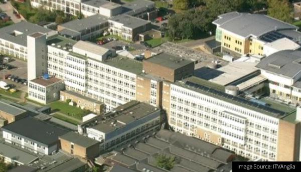 Image of Princess Alexandra Hospital in Harlow