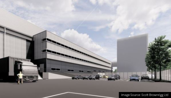 Image of Pure Data Centre Group Data Centre in Brent Cross, London