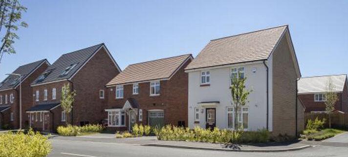 Countryside Properties Pullman Green Housing Development