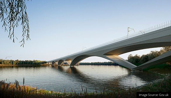 Civil Engineering project to deliver the HS2 Colne Valley Viaduct